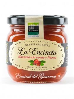 Mermelada de Manzana a la canela y nueces La Encineta