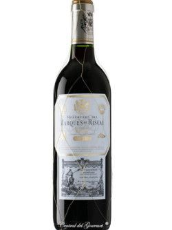 Herederos de Marqués de Riscal Reserva 2012 tinto D.O. Rioja 0,75cl