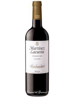 Martinez Lacuesta aged 2014 Rioja