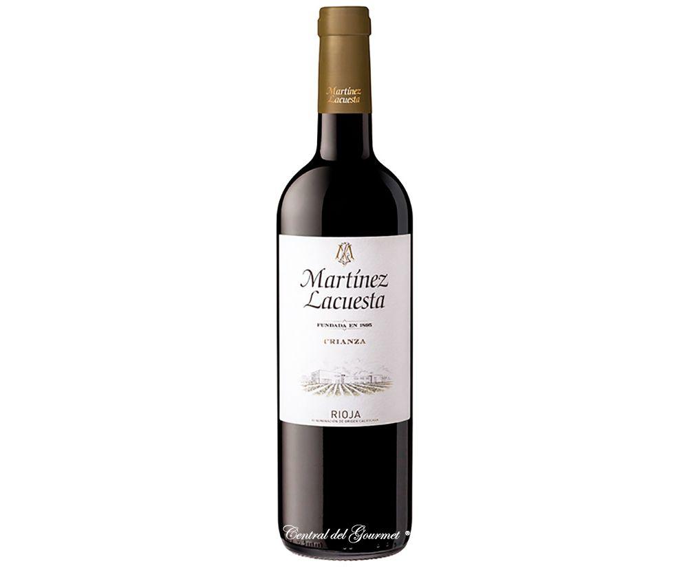 Martinez Lacuesta crianza 2014 Rioja