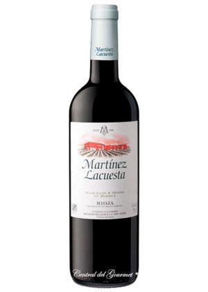 Martinez Lacuesta tinto Rioja cosecha 2016