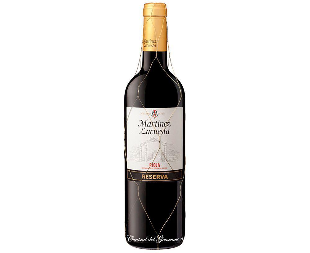 Martinez Lacuesta Reserva 2009 Rioja
