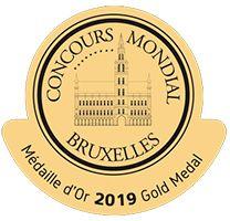 medalla oro bruxelas 2019
