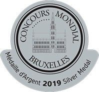 medalla plata 2019 bruselas