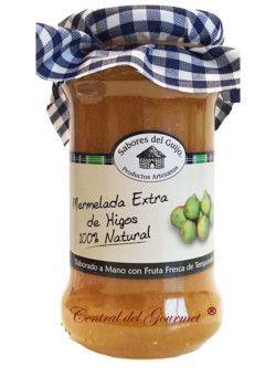 Mermelada de Higo extra artesana de Sabores del Guijo, tarro 400ml