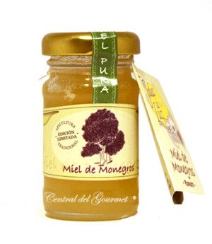 Rosemary honey raw artisan gourmet Jalea de Luz 80