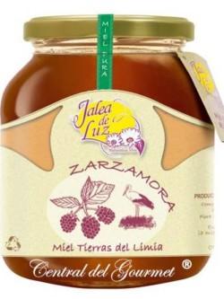 Miel de Zarzamora pura artesana Jalea de Luz