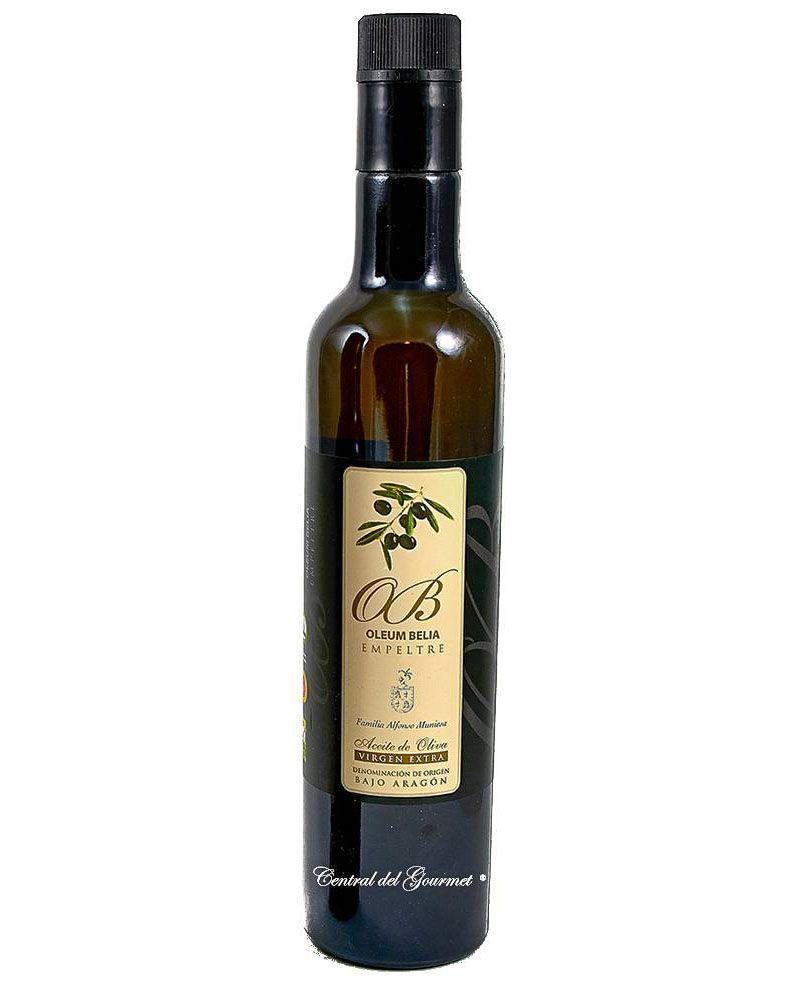 Molino Alfonso Aceite de Oliva Virgen Extra Empeltre Bajo Aragon 500 ml