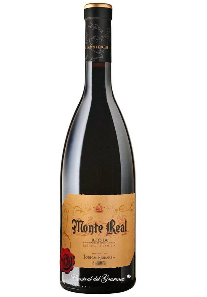 Monte Real Reserva de Familia 2009 vino tinto D.O. Rioja, 75 cl