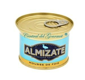 Mousse de Foie Gourmet Almizate