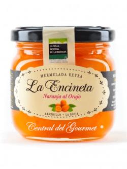 Mermelada de Naranja al orujo casera La Encineta