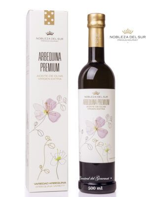 AOVE Premium Arbequina Nobleza del sur