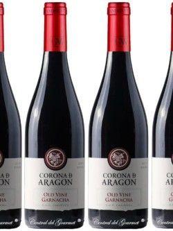 Old Vine Garnacha 2015 Corona de Aragón caja