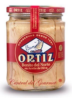 Ortiz Lomos de Bonito del Norte Gourmet