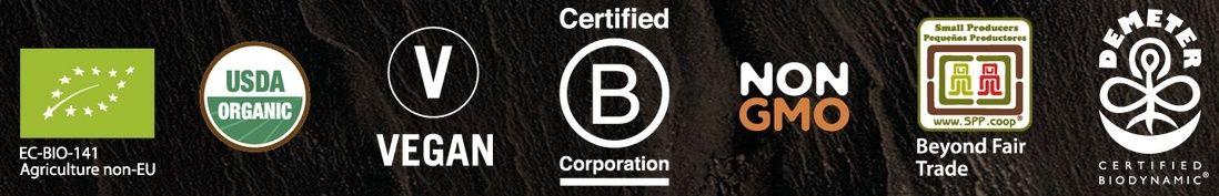 PACARI Chocolate Premium Ecológico certificados