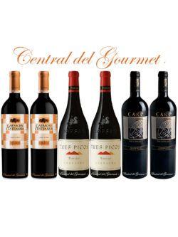 Seleccion Vinos Garnachas Viejas