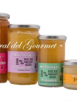 Miel Ecológica Cruda Gourmet Verdemiel Pack Degustacion 2