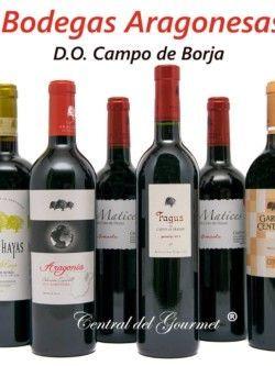 Bodegas Aragonesas Garnachas Pack promocional
