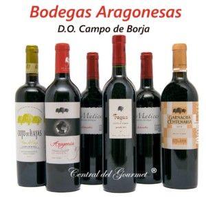 Bodegas Aragonesas Pack promocional D.O. Campo de Borja