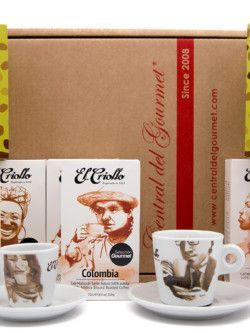 Gourmet Coffees Pack Tasting El Criollo
