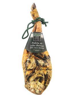 Azuaga Paleta de Cebo Iberico 50% raza ibérica 4-4,5 kg