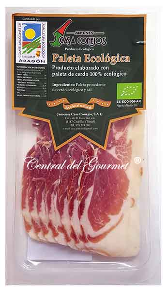 Paleta Ecológica Gourmet fileteada Casa Conejos