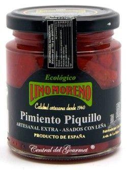 Pimiento Piquillo Ecológico Gourmet Lino Moreno