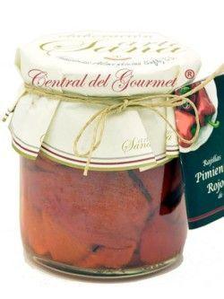 Pimiento Rojo Gourmet Artesano Sufli