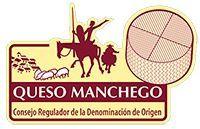 Queso Manchego D.O.P. Denominacion de Origen Protegida