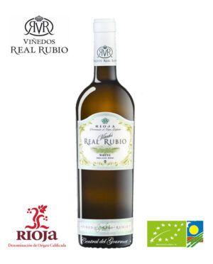 Rioja Ecológico Real Rubio blanco 2019