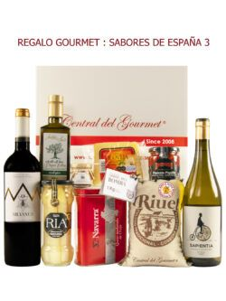 REGALO GOURMET SABORES DE ESPAÑA SE3