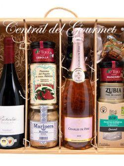 Regalo Estuche Gourmet Selección ESG3