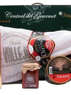 Caja Jamonera Paleta Gourmet Trevelez CJG3