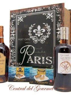 Regalo Gourmet gran seleccion Vermouth L-1