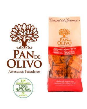 Regañá Gourmet Pimentón Pan de Olivo