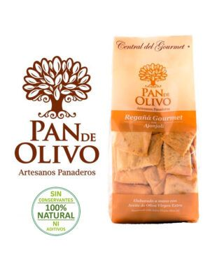 Regañá Gourmet Sésamo Pan de Olivo