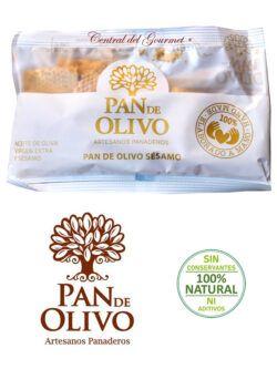 Regañá Gourmet Sésamo Pan de Olivo 25gr