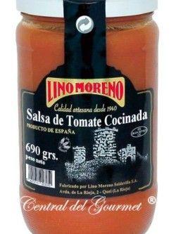 Salsa de Tomate Gourmet Lino Moreno 720