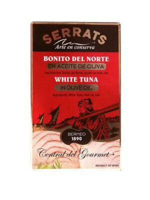 Bonito del Norte gourmet Serrats