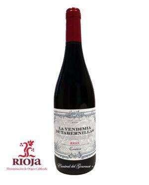 La Vendimia de Tabernillas crianza 2016 Rioja