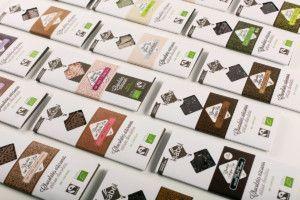 tabletas chocolate ecologico isabel