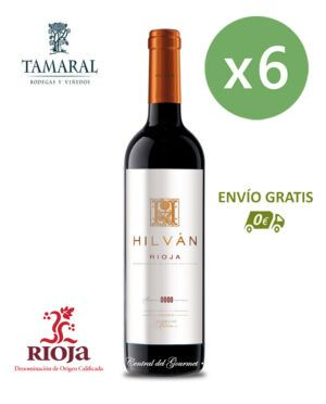 Hilván Reserva 2011 Rioja caja
