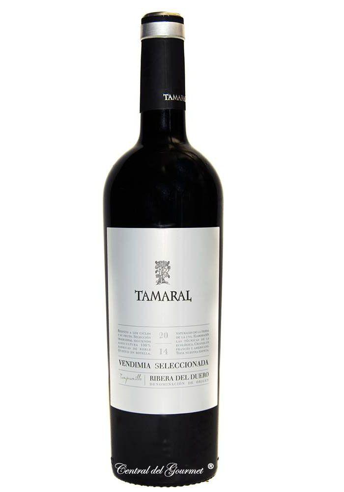 Tamaral crianza 2014 tinto Vendimia Seleccionada D.O. Ribera del Duero, botella 75 cl