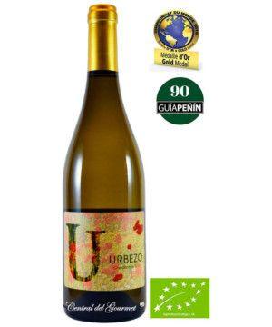 Vino Urbezo Chardonnay 2018 Ecológico