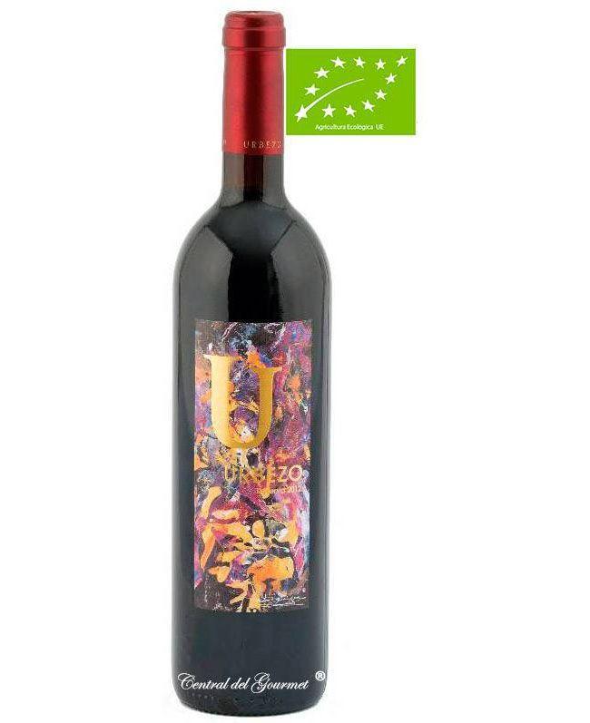 Vino Ecológico Gourmet Urbezo Crianza 2015