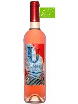 Vino Ecológico Gourmet Urbezo Rosado 2017