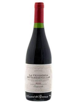 La Vendimia de Tabernillas tempranillo vino tinto D.O. Rioja