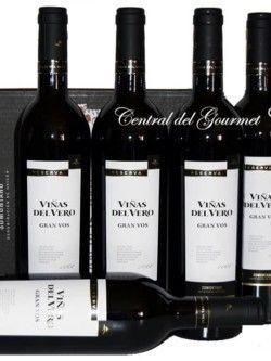 Gran Vos Reserva 2013 Viñas del Vero Caja