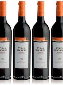 Syrah Colección 2013 Viñas del Vero Somontano Caja