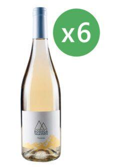 Vino Ecológico Blanco 2018 Villa D'Orta Caja